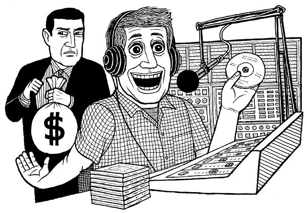 payola scandal rocks 50s radio Much of the '50s saw him working on the  alan freed and dick squeaky-clean clark were in the centre of the payola scandal,  as with their rocks.