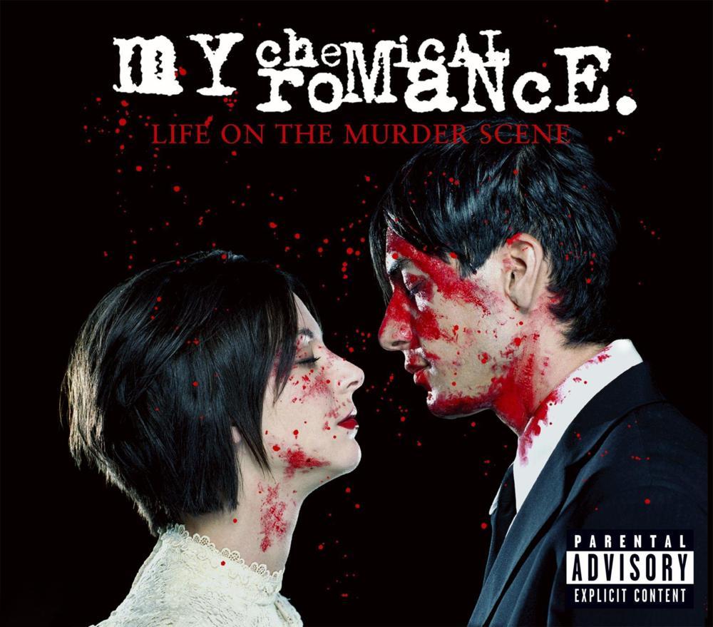 my chemical romance lyrics house: