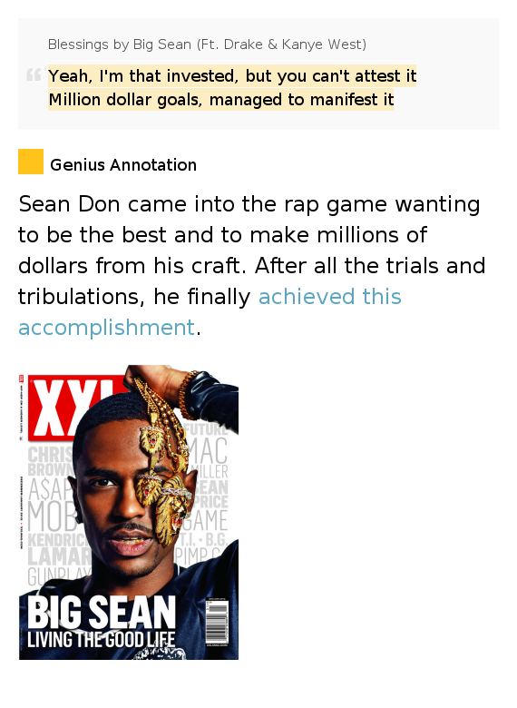 a million dollars big sean lyrics
