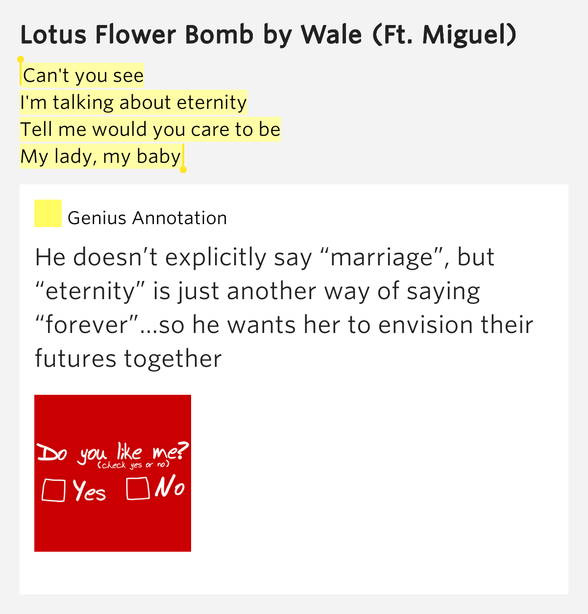 Wale Ft Miguel Lotus Flower Bomb Lyrics Gallery Flower Decoration