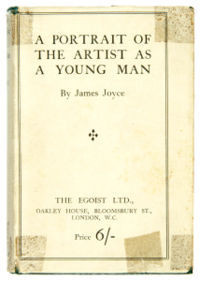 the daedalus myth in a portrait of the artist as a young man by james joyce One of the primary sources on which joyce draws in a portrait of the artist as a young man is greek myth the mythic aspect of the novel emerges clearly in this section with the reference to daedalus.