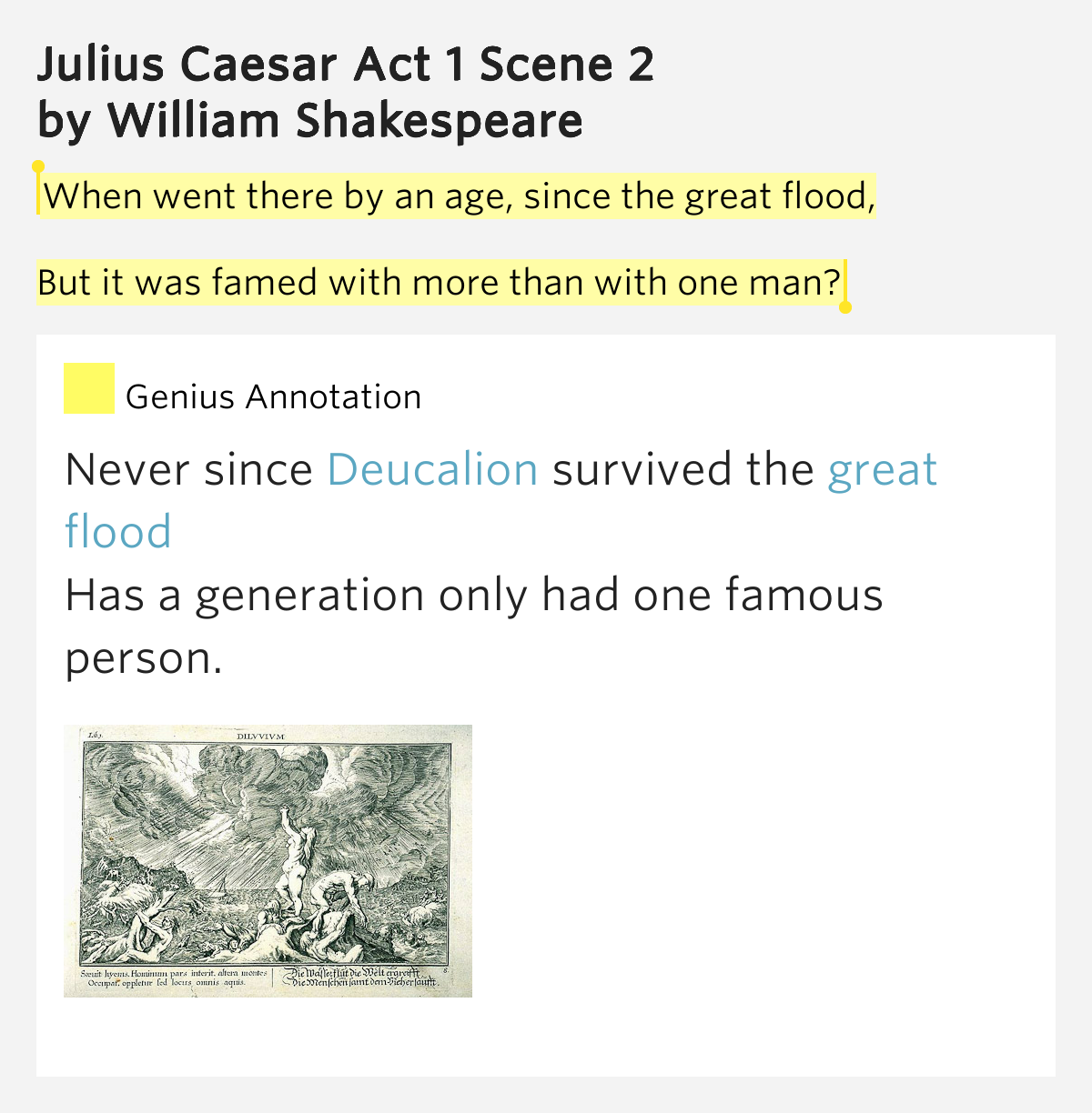 julius caesar act ii 2 essay Julius caesar final exam the following essay options are examples of free response questions you might get on either the ap language or most likely the ap literature and composition exam.