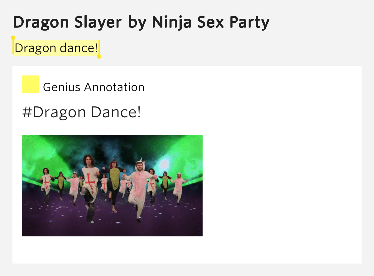 lukkemuskel ninja sex party