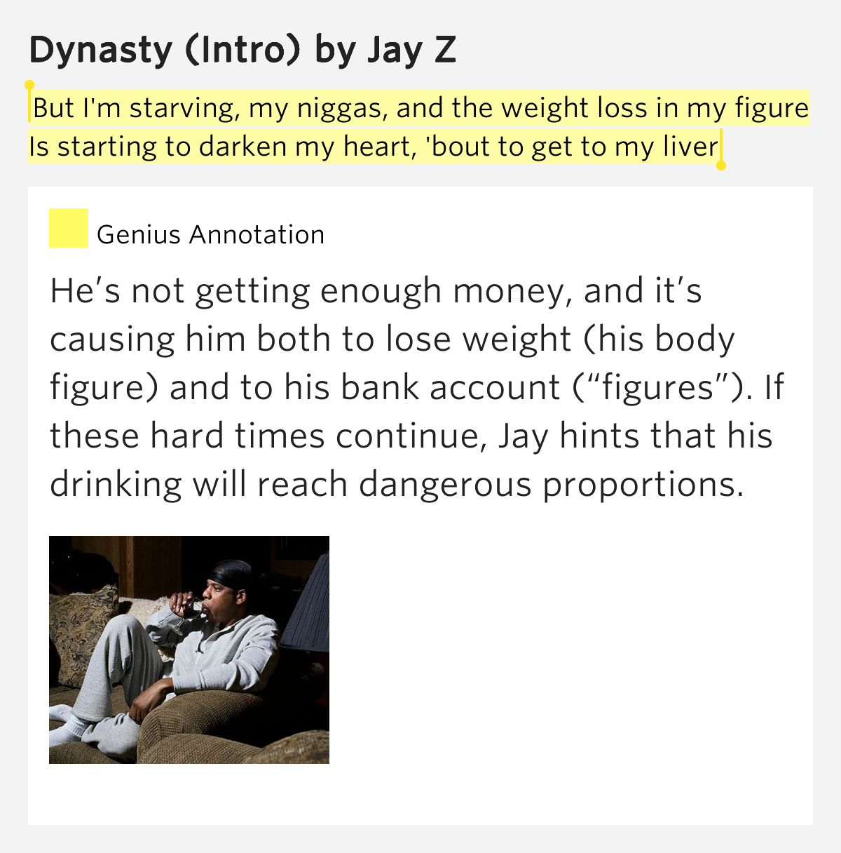 Jay z The Dynasty Intro Tidal New - YouTube