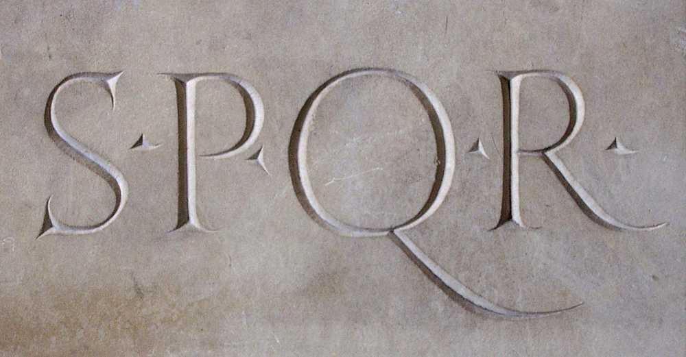Senát a lid římský