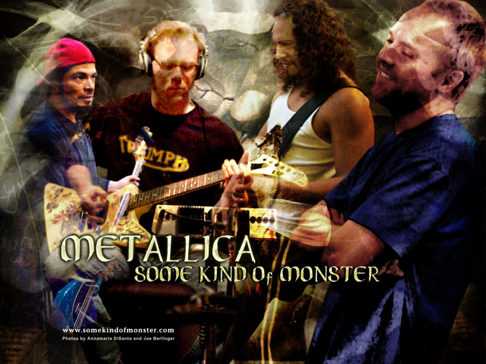 Metallica some kind of monster edit - прослушать -