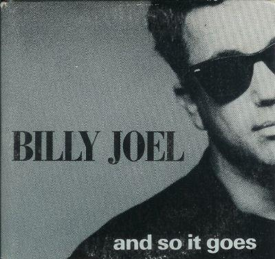 Billy Joel - And So It Goes (Official Video) - YouTube