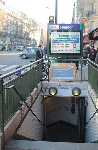 Simplon c 39 est la station avant l 39 terminus quartiers chocs - Marche aux puces dijon ...
