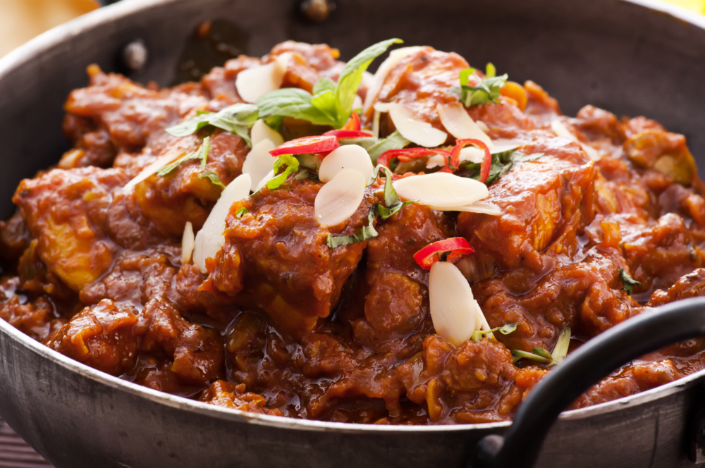 Vindaloo the stomach growls, introduced to somethin' wild � Kings ...
