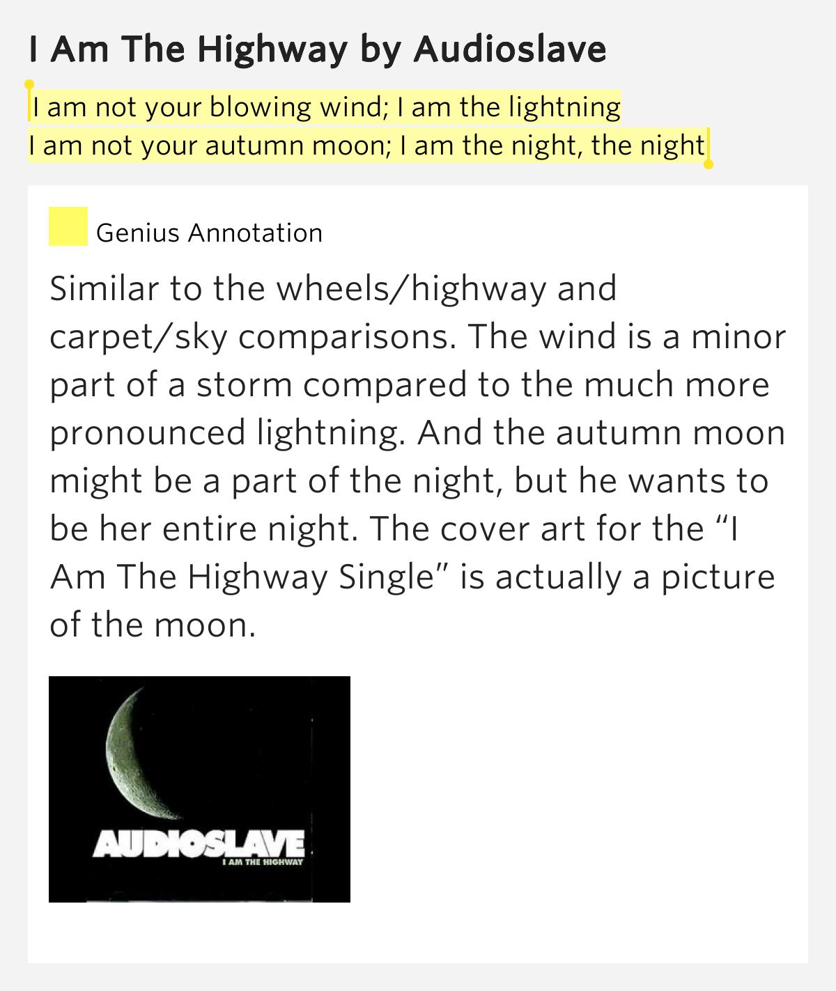 Audioslave - I Am The Highway (Chords) - Ultimate-Guitar.Com