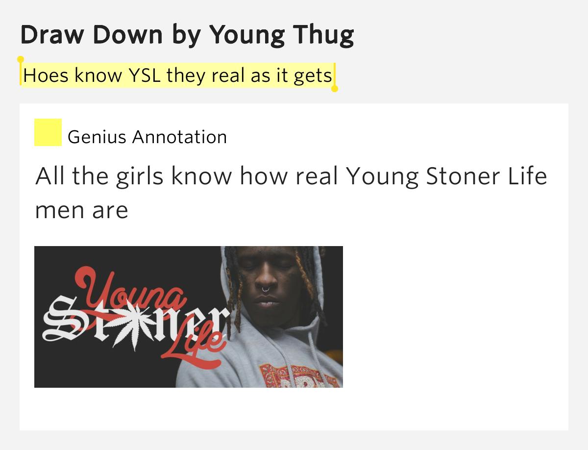 young thug draw down lyrics