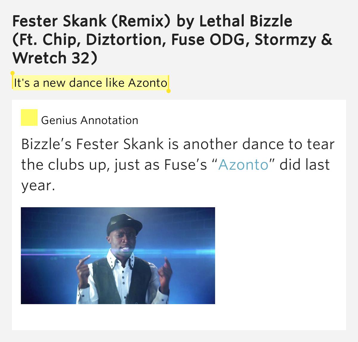 dance a remix lyrics