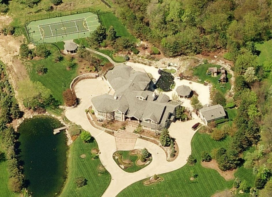 Eminem S House Then And Apparently Now Eminem