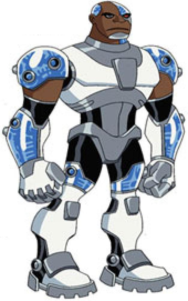 Cyborg Teen Titans 3