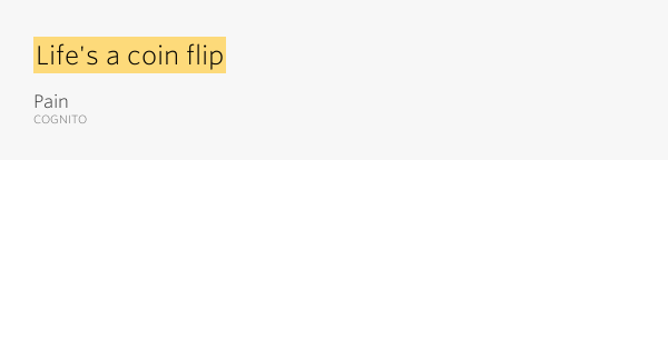 Life 39 s a coin flip pain lyrics meaning for What does it mean to flip a house