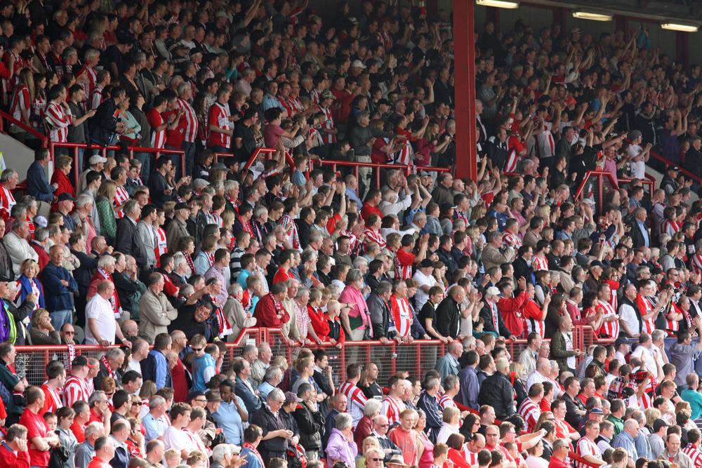 brentford fans
