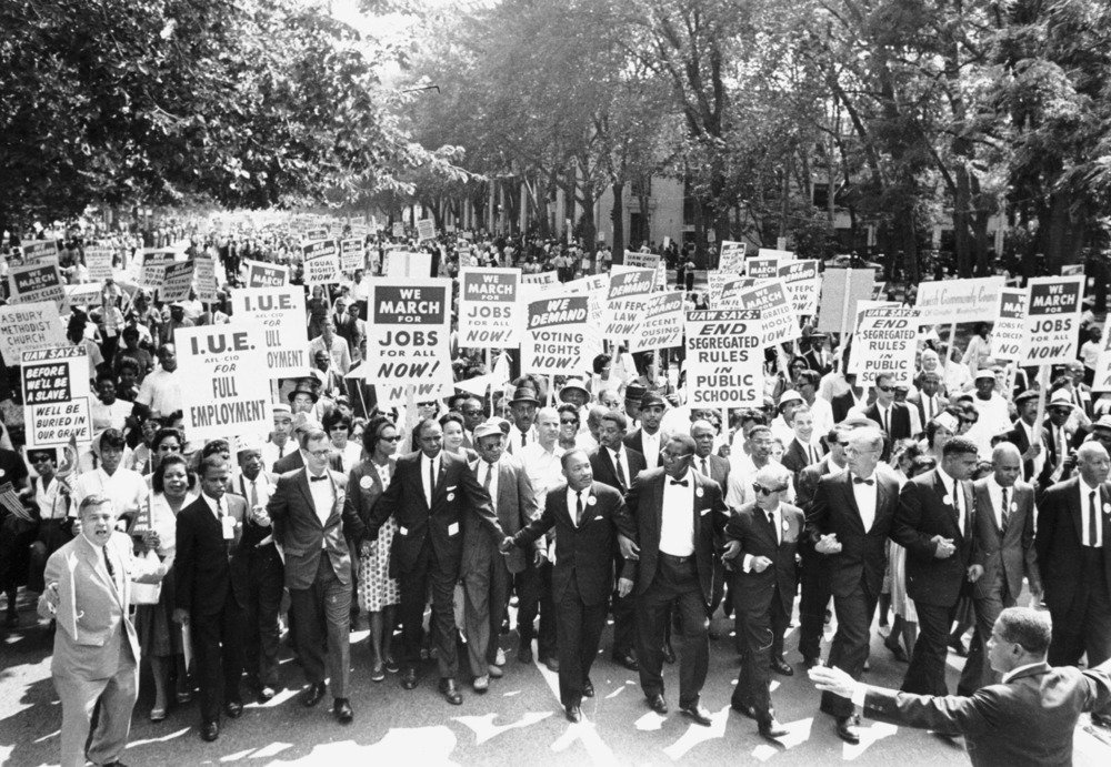 violent and non violent methods of protests embraced by african american in the civil rights movemen Social studies standards – students will learn about the american civil rights movement to determine the non-violent methods used to protest africa i.