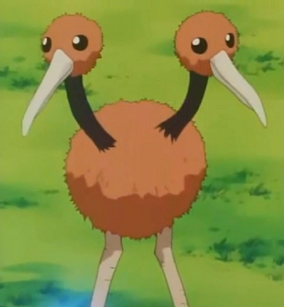 Pokemon Doduo Evolve Images
