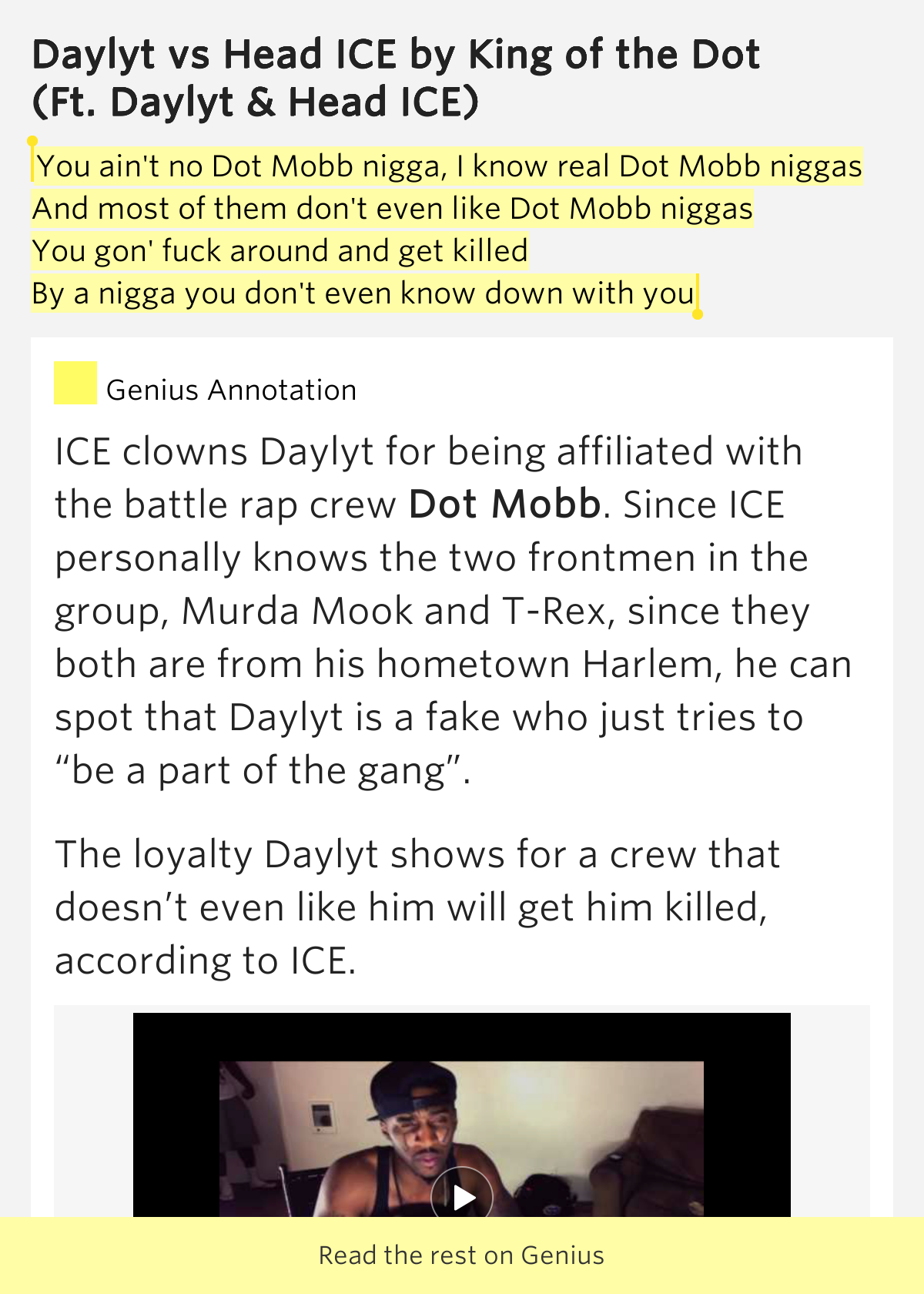 Dont fuck around lyrics movado