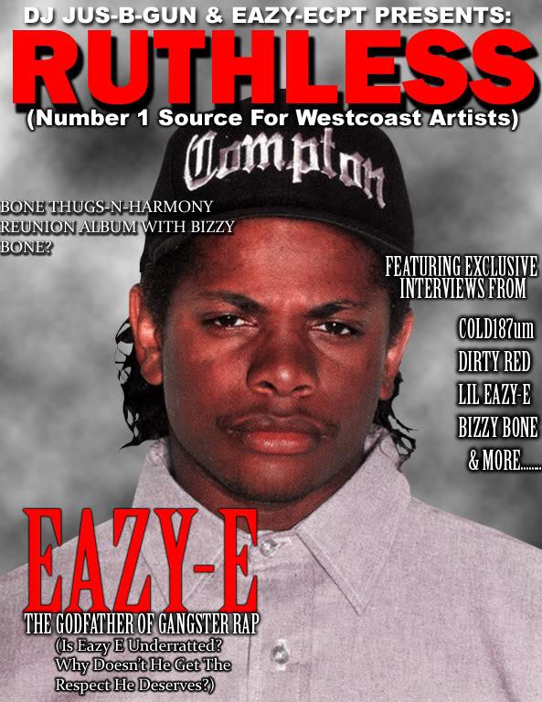 Eazy E Gun
