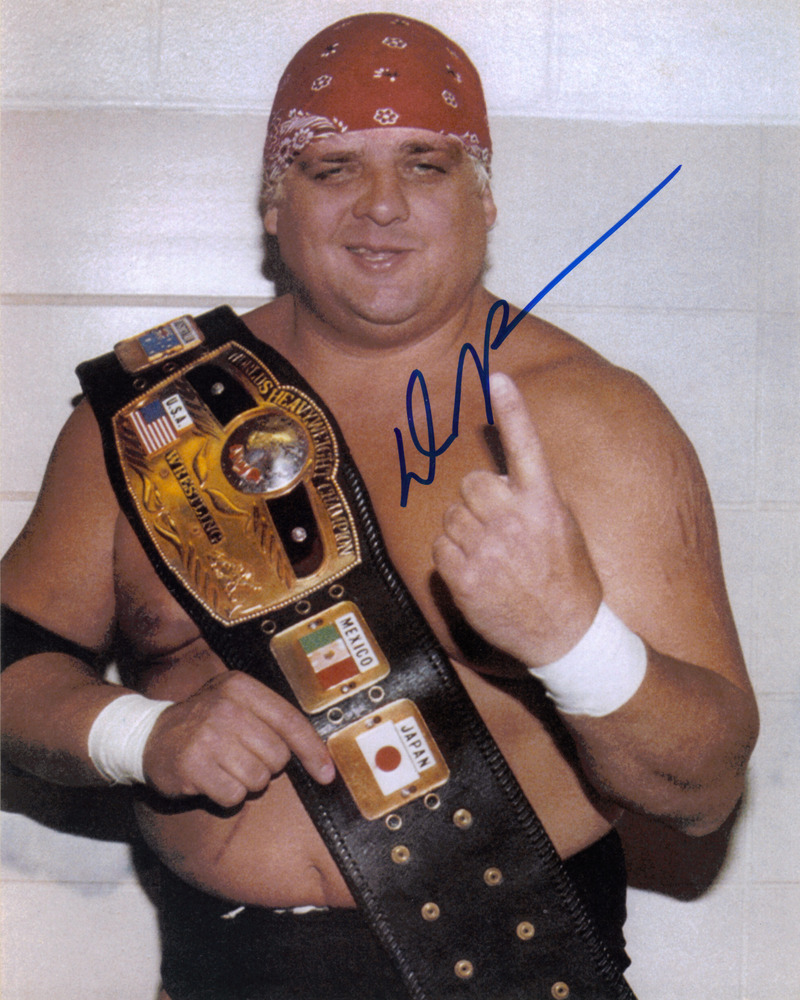 The American Dream, Dusty Rhodes