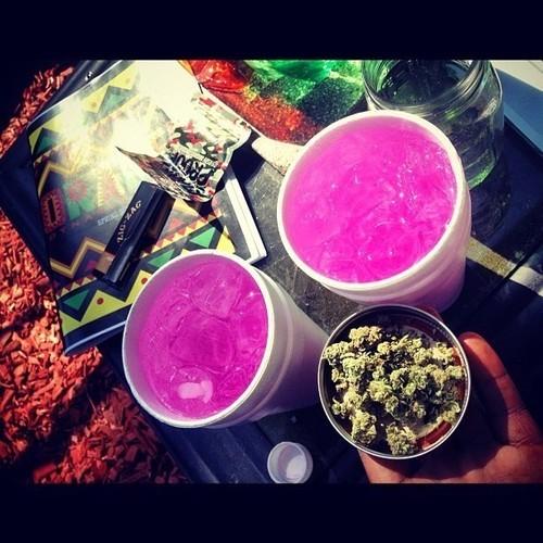 how to make purple kush drink