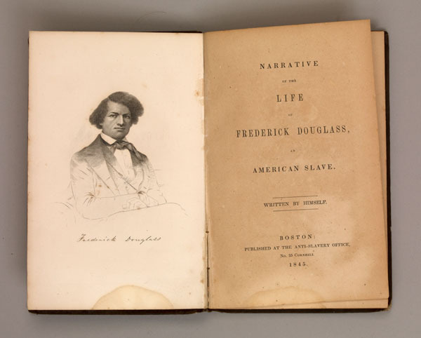 the annotations from the narrative of the life of frederick douglass Free summary and analysis of preface in frederick douglass's narrative of the  life of frederick douglass that won't make you snore we promise.