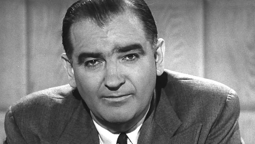 a biography of joseph raymond mccarthy The mccarthy era in idaho did not last long, but it left a mark on the state's  most  tumultuous and also the nastiest period in idaho political history  junior senator  from wisconsin, joseph raymond mccarthy, is celebrating.