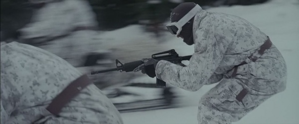 Eames Inception Snow