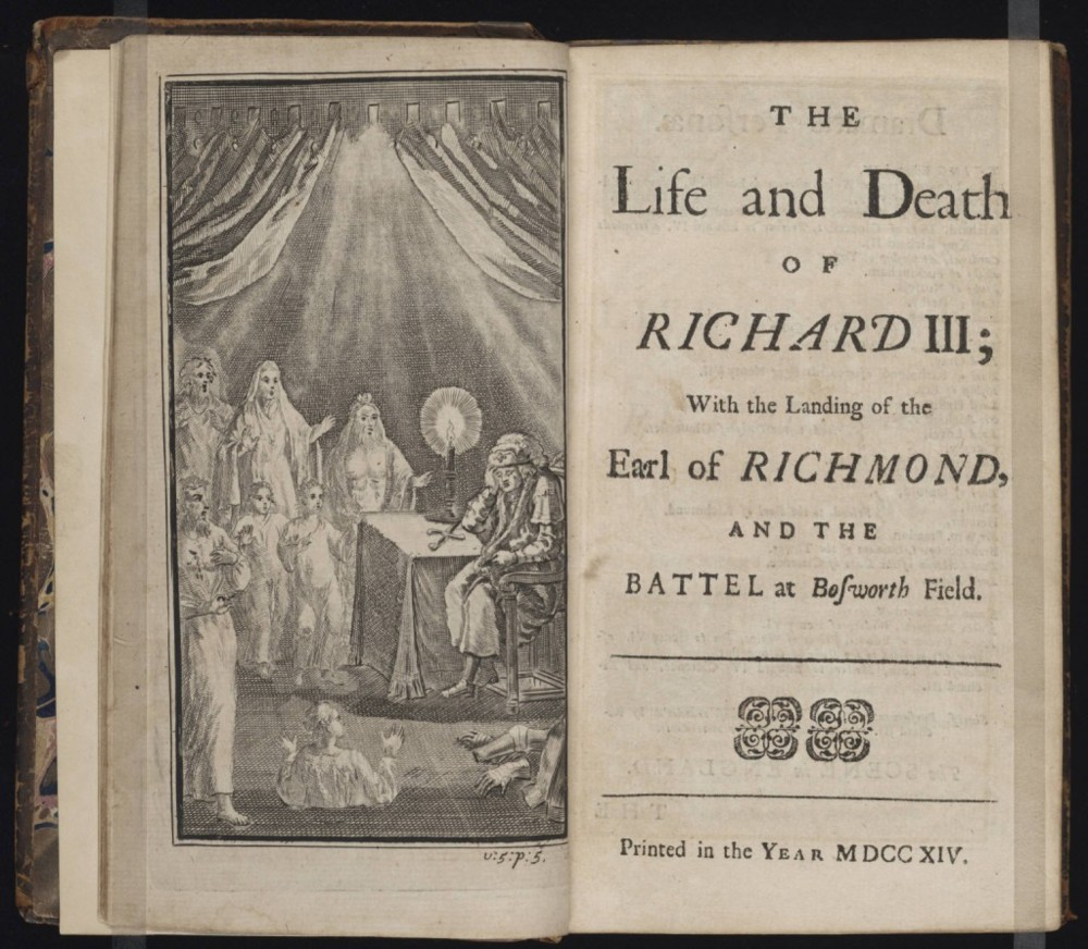 Richard III: Comparing William Shakespeare's Play and Richard Loncraine's Film