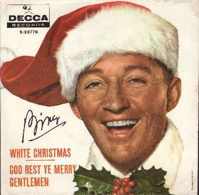 Bing crosby white christmas lyrics genius for Top 50 house songs of all time