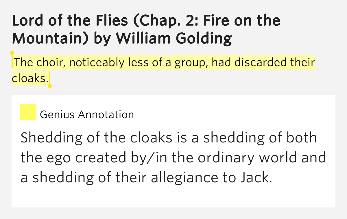 lord of the flies id ego Start studying lord of the flies learn vocabulary, terms, and more with flashcards, games id ego superego what is the id instict base/animalistic behaviors (infancy) lord: power flies: death/decay dying civilization beelzebub prince of the demon.