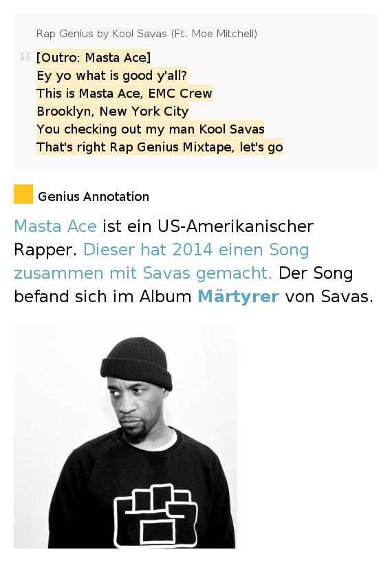 Master thesis lyrics rap genius