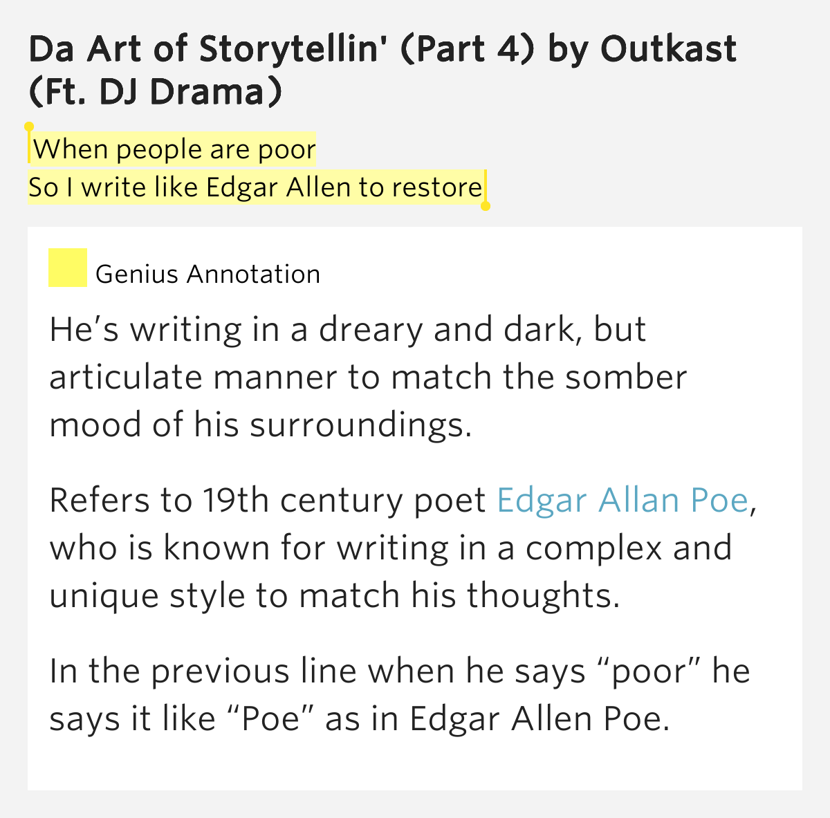 """a literary analysis of irony and symbolism in the cask of amontillado by edgar allan poe A summary of """"the cask of amontillado"""" (1846) in edgar allan poe's poe how to write literary analysis in a non-poe world """"the cask of amontillado."""