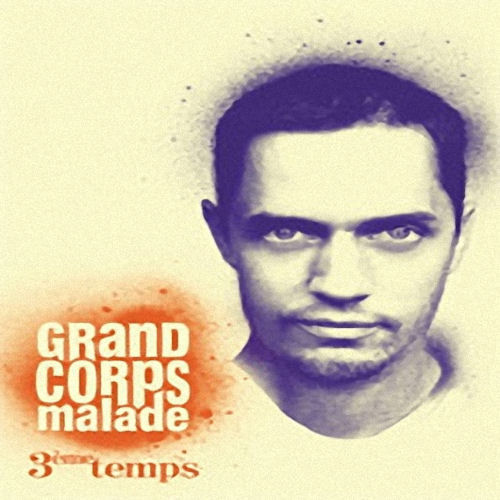 Share Grand Corps Malade - rencontre with friends