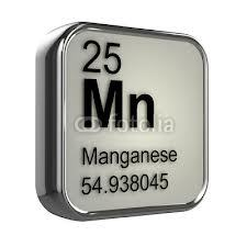 25 Manganese Mn – Periodic Table by Mister Molato
