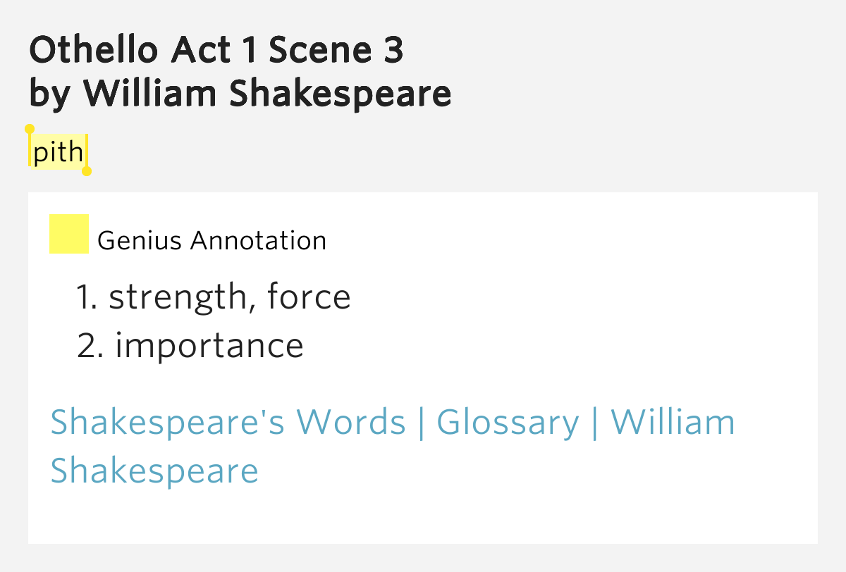 Please soemone help me with some othello wuestions from ...
