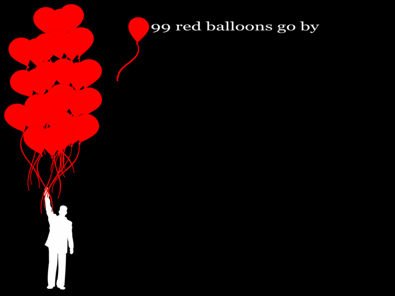 99 Red Balloons Coursework Help Wypapervmrzduos
