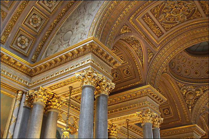 ceiling solid gold italian marble floors godfather 4