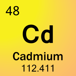 Cadmium Cd – Periodic Table by Mister Molato