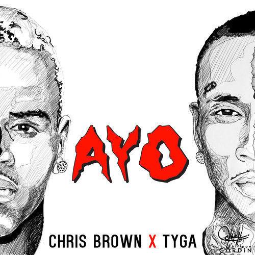 chris brown tyga real lyrics