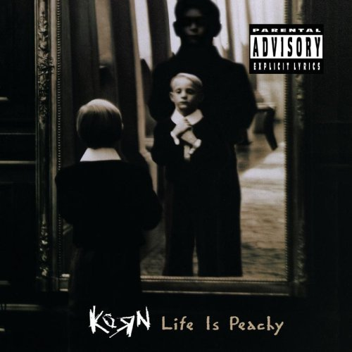 Life is Peachy  1996  KornKorn Life Is Peachy Album Cover