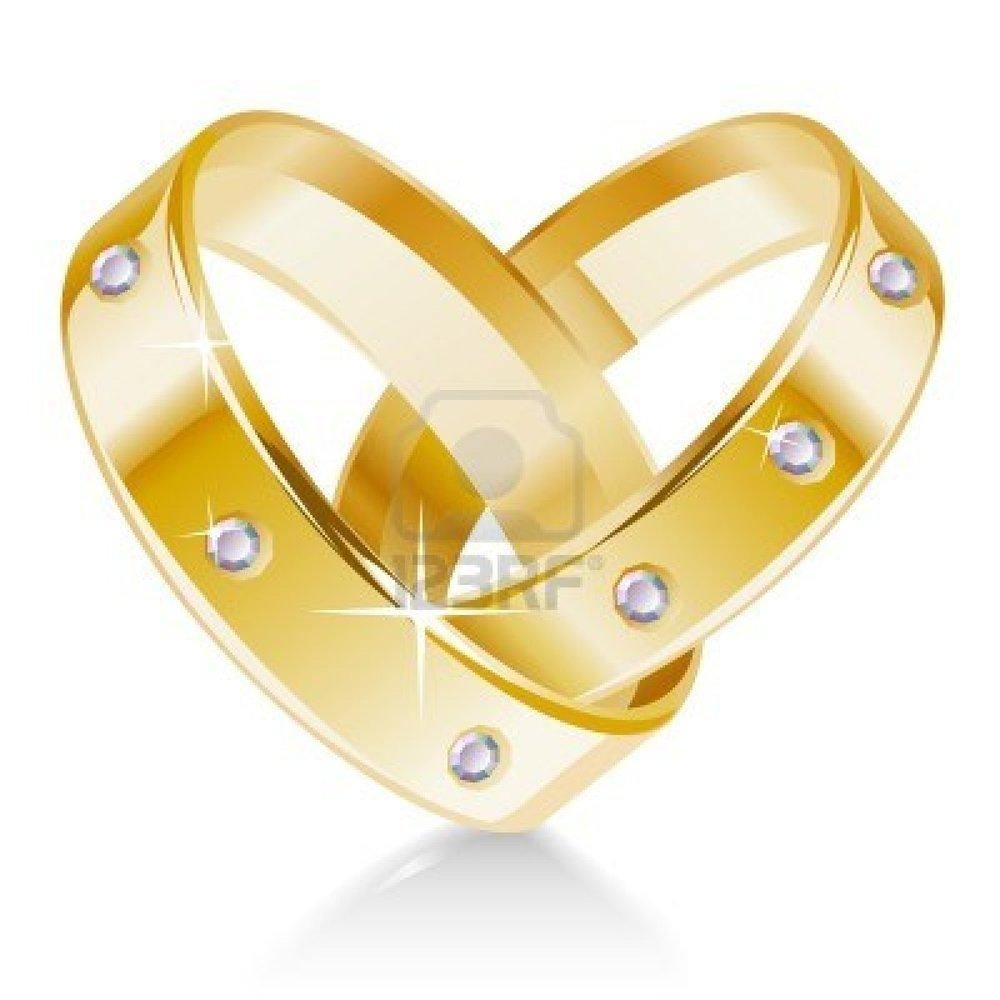 обручальные кольца - Стоковая иллюстрация #4209023. обручальные кольца - Cтоковый вектор #4209023