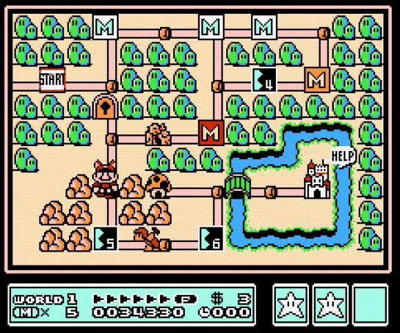 Mario Brothers Nintendo Game Super Mario Brothers 3 Game