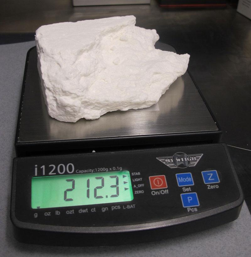 I put my coke on a digital scale i put my weed for Fish scale coke
