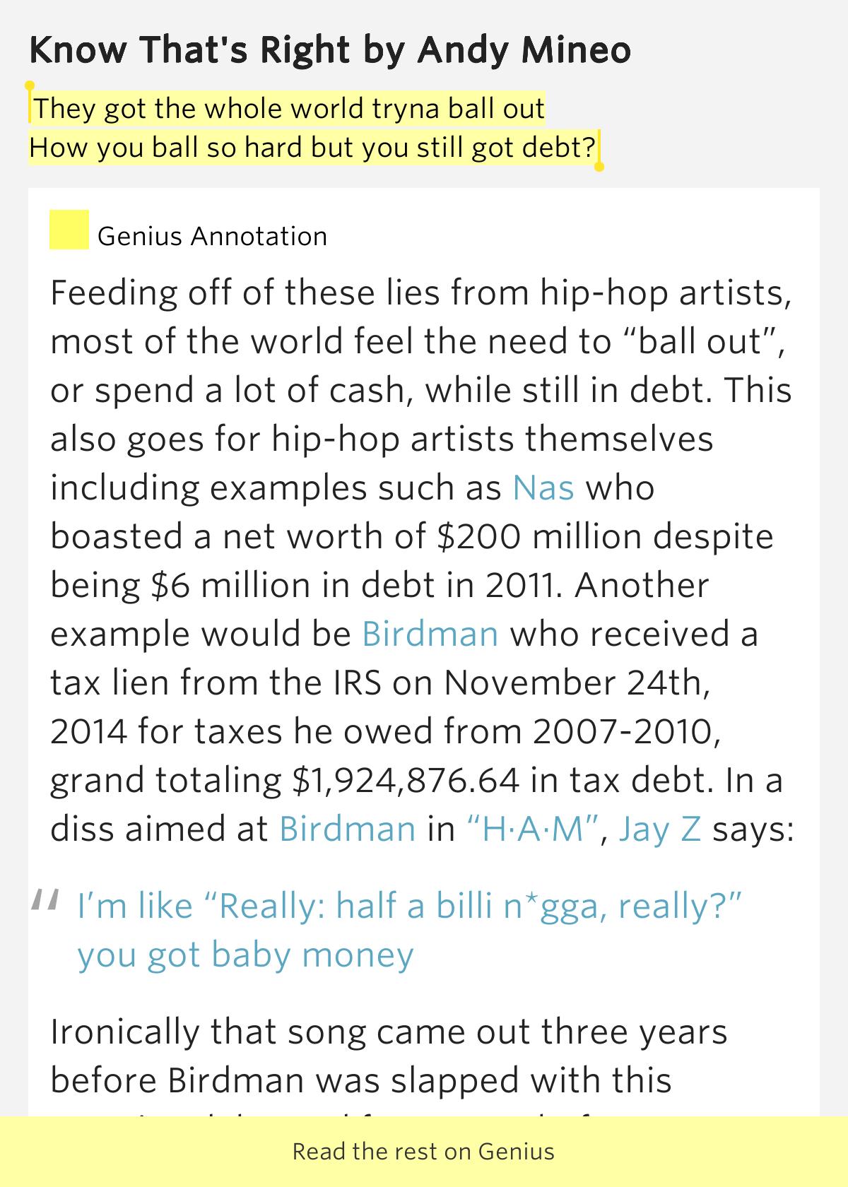 SremmLife Crew - Ball Out The Lot Lyrics | MetroLyrics