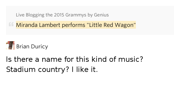 "Miranda Lambert Performs ""Little.."