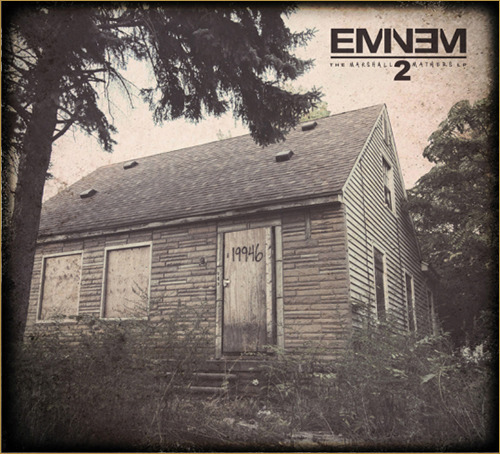 Eminem - The Marshall Mathers LP 2 (2013)