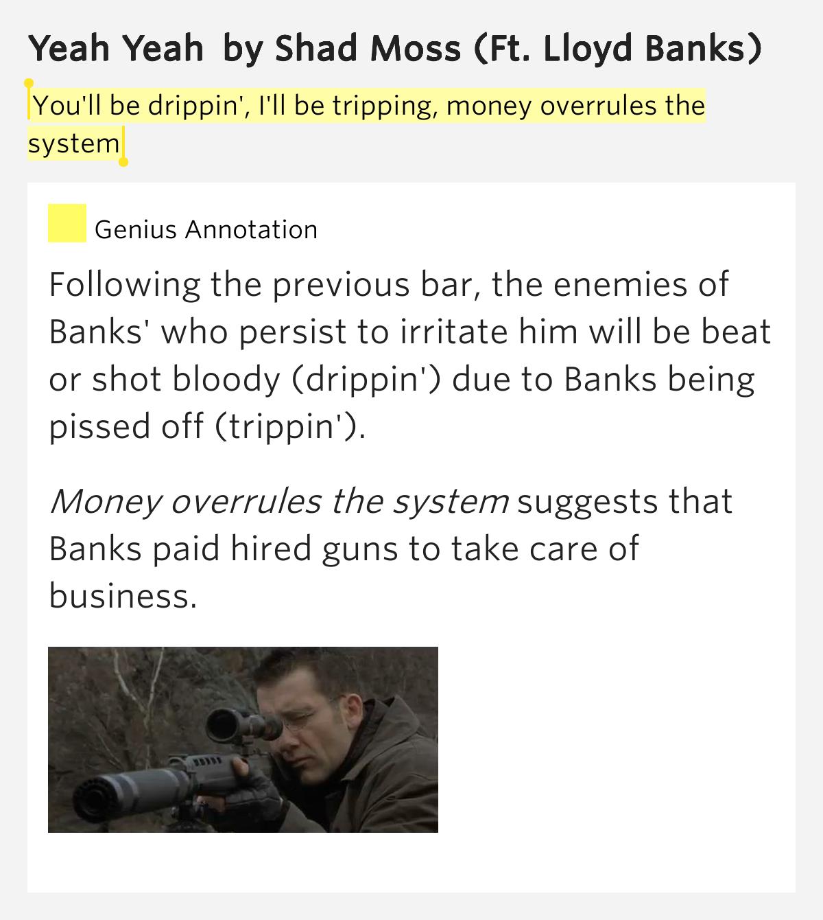 lyrics to make money lloyd banks