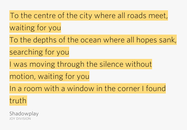 identity negotiation where two roads meet lyrics